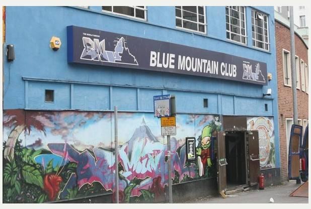 Blue Mountain Closes