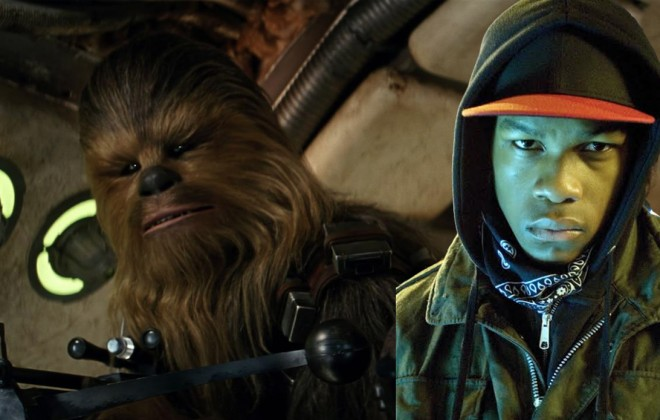 What If Star Wars: The Force Awakens Was Road?
