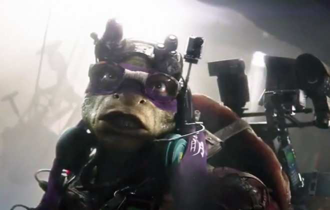 Here, Have Another Trailer For The New TMNT Movie