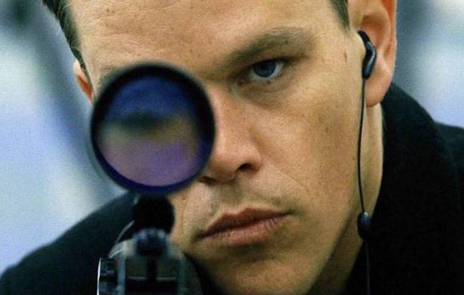 Matt Damon Runs Through Jason Bourne Film Series in 90 Seconds