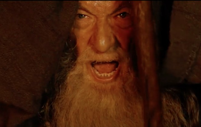 'You Shall Not Pass!' And Other Perfect Finishing Lines In Movies