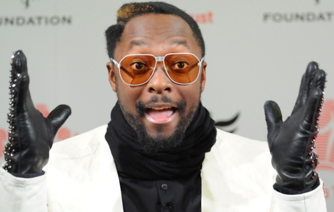 A Compilation Of will.i.am's Bizarre Public Pronouncements
