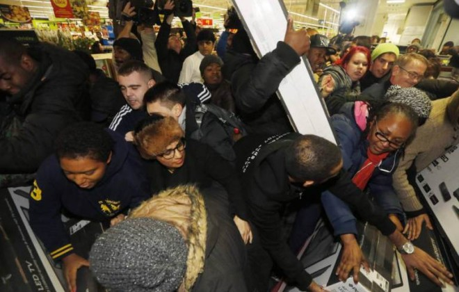 Don't Panic's Guide to Black Friday