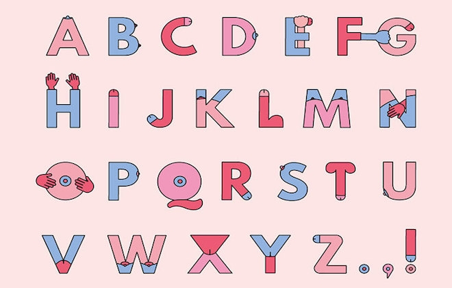 Introducing Grope Sans: The Sexiest Font Ever