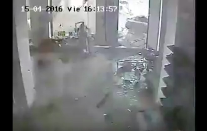 Don't Mess With Nature: Tornado Destroys Uruguayan Shop In Seconds