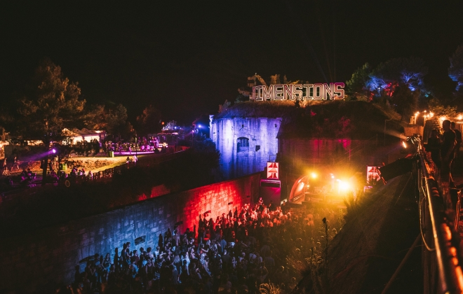 Dimensions Festival 2016 - The Fifth Birthday