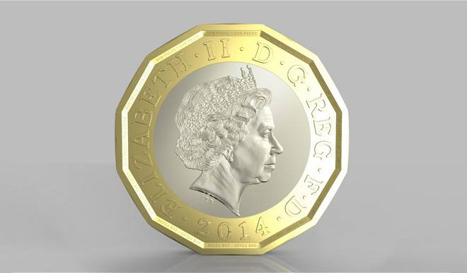 A New Pound Coin