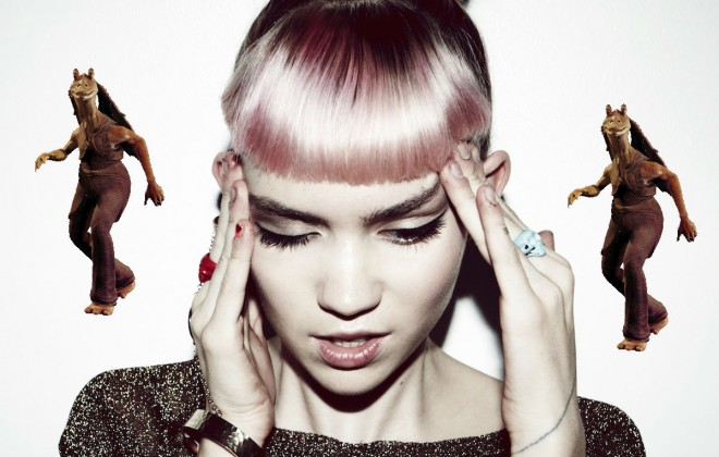 Read Grimes' Love Letter To Star Wars