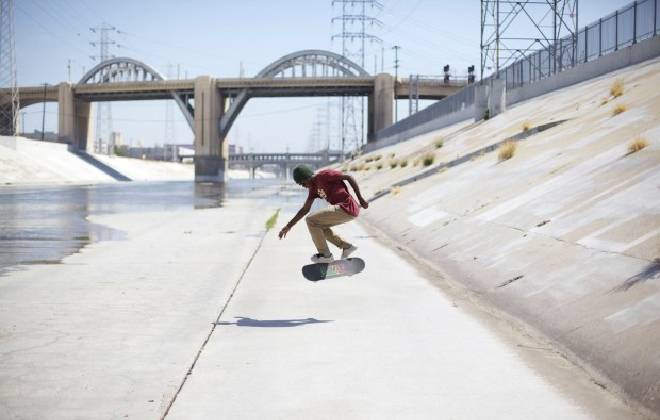 Thalente, The Homeless South African Becoming A Pro Skateboarder