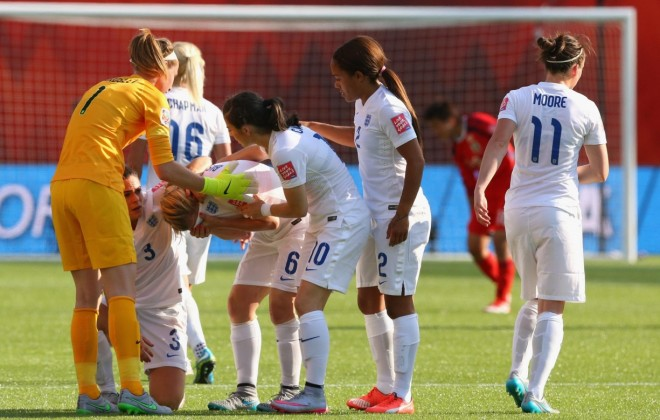 England Crash Out Of Women's World Cup In Shittiest Manner Possible