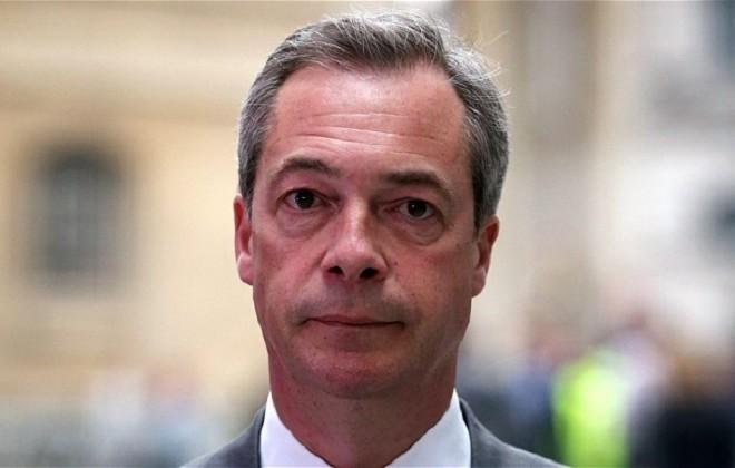 #NewYearSameIdiot: Farage Latest Bullshit