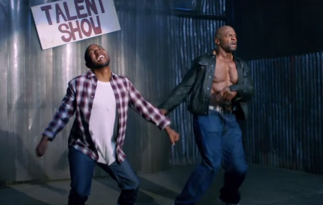 Kendrick Lamar Dances With Terry Crews In New Video For 'These Walls'