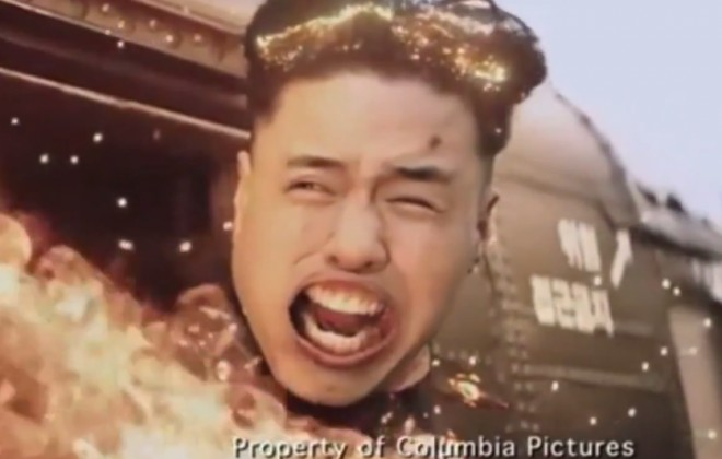 Here's Kim Jong-un's Death from The Interview