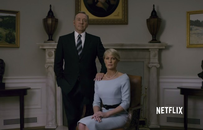 Trailer - House of Cards Season 3