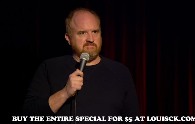 Louis CK Comedy Special Preview!