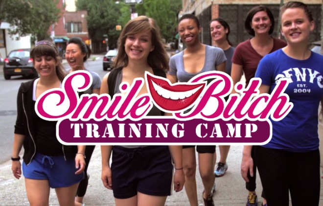 The Smile Bitch Training Camp