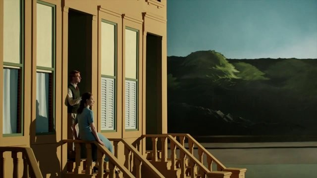 "Edward Hopper Paintings Recreated As Sets For ""Shirley: Visions of Reality"""