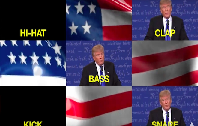Donald Trump's Speech Sampled For A Hip Hop Track