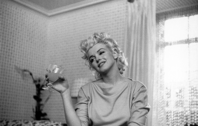 Marilyn Monroe's New Year's Resolutions