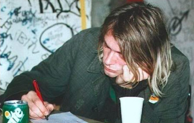 'Fuck Nirvana': Kurt Cobain's Letter To Record Label Boss Now For Sale