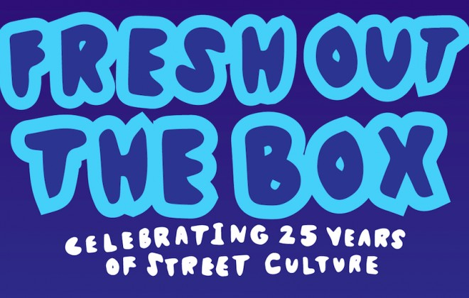 Boxfresh Presents: Fresh Out The Box, A Day Of Workshops, Talks And Music