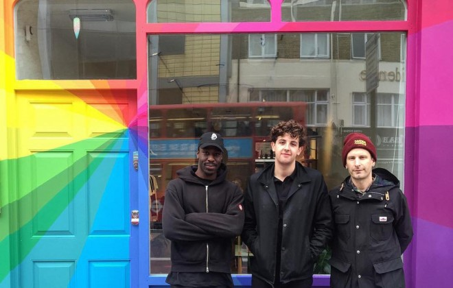 Jamie xx Opens Good Times Record Store In East London