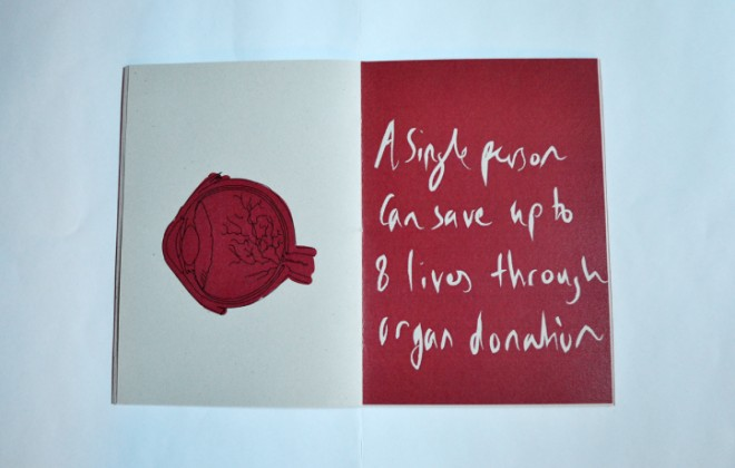 Brown Bread: A Zine About Organ Donation