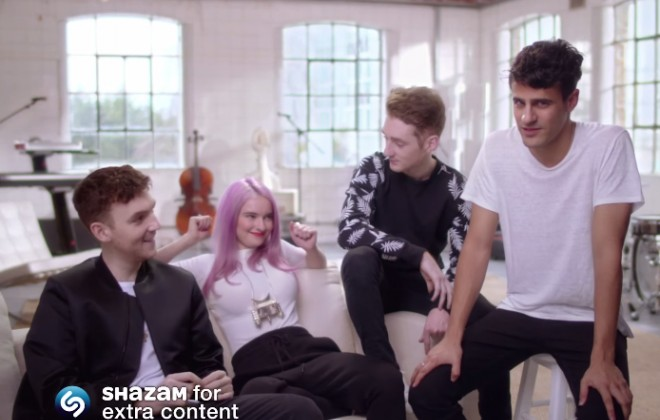 Clean Bandit Has Great Banter With Cortana!!