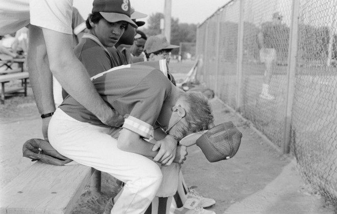 The Agony And The Ecstasy Of Little League Baseball