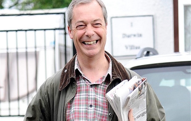 Nigel Farage Reveals Brexit Departure Plan!