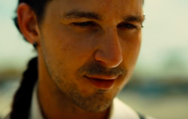 Take A Glimpse of Shia LaBeouf in Upcoming Flick American Honey
