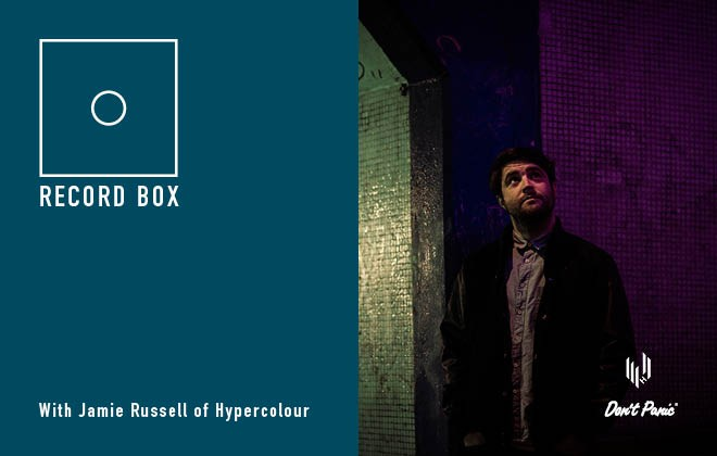 Record Box 6 with Jamie Russell of Hypercolour