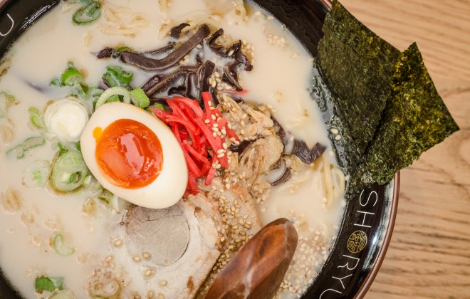Shoryu - The Best Ramen In London