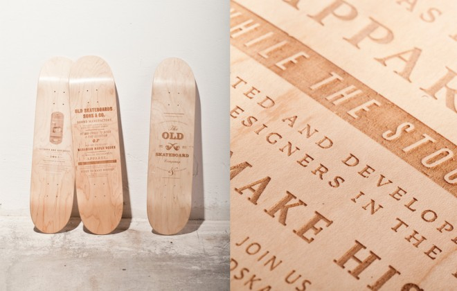 Old Skateboards Are Coming To Boxpark