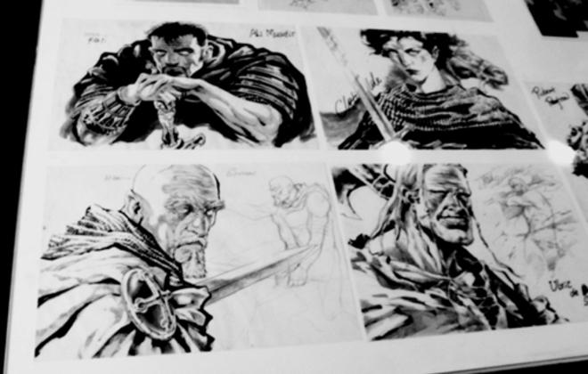 The Badical & Chinese Comics