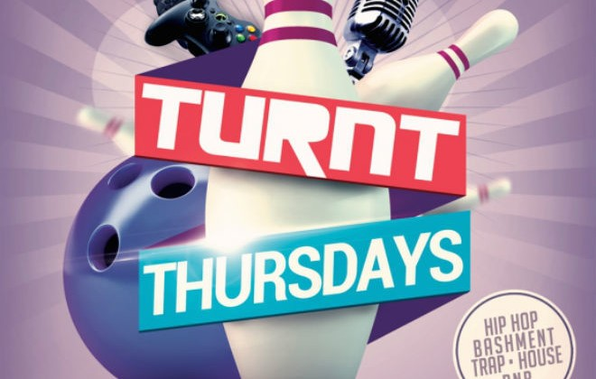 TurnT Thursdays at Bloomsbury Bowling