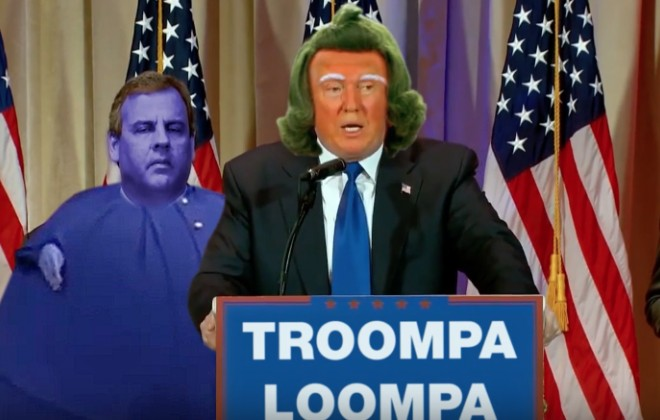 Vote Troompaloompa!