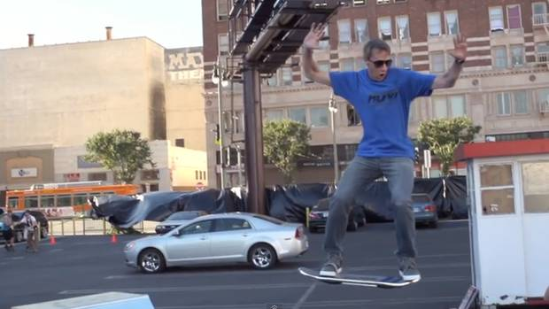 Tony Hawk Apologizes For The Hoverboard Thing