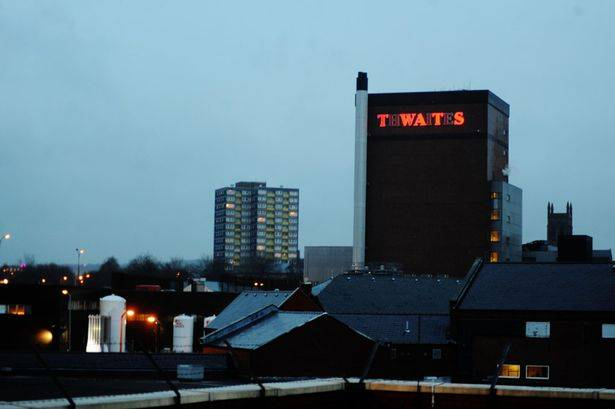 Thwaites Brewery Sign Gets An Edit After Redundancies Get Announced