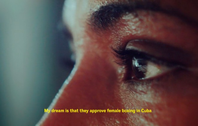 Inside Cuban Women's Boxing, A Banned Sport