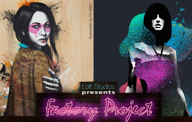 Loft Studios Presents Factory Project