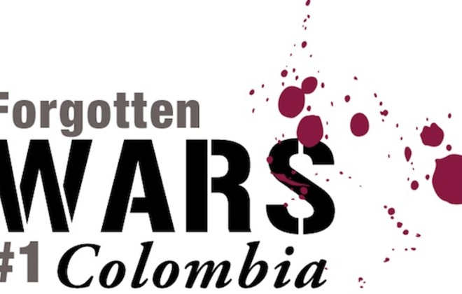 Forgotten Wars - Colombia