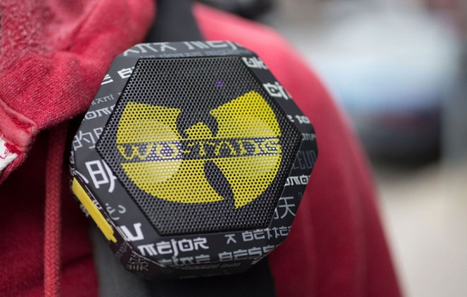 Wu-Tang's New Album Comes In A Speaker