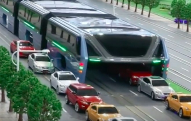 The Future Of Busses?