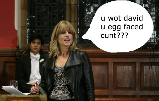 Rachel Johnson, Sister of Boris, Champion of the Left?