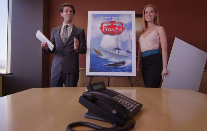 Boats: The Movie
