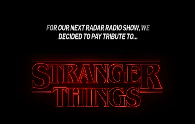 A Spooky 2-Hour Tribute Mix To Stranger Things