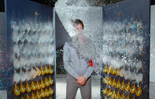 OK Go's Dynamic New Music Video Was Filmed In 4.2 Seconds