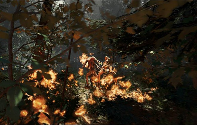 Games: Survive the Forest, Revive the genre