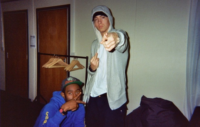 Tyler the Creator & Odd Future will Open for Eminem at Wembley Stadium